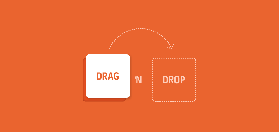 Drag & Drop for Hosted Users